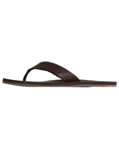 2 Seaway Classic - Flip-Flops für Herren Braun S5FF17BIP0 Billabong