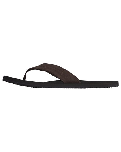 2 Seaway Suede - Flip-Flops for Men Black S5FF18BIP0 Billabong