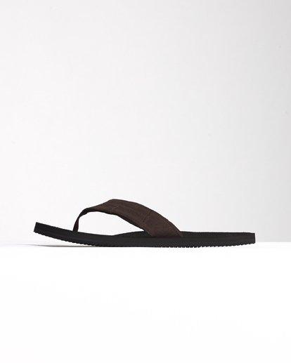 0 Seaway Suede - Flip-Flops for Men Black S5FF18BIP0 Billabong