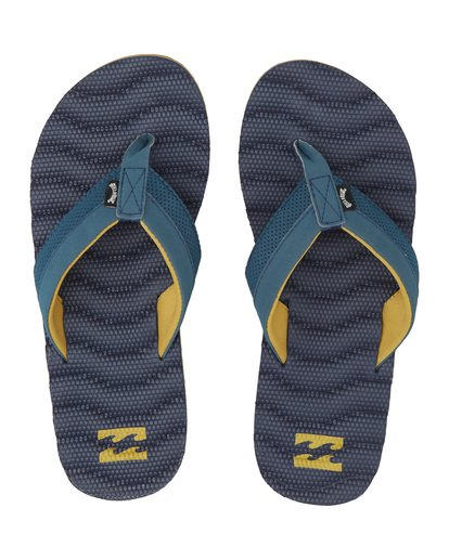 4 Dunes Impact - Sandalen für Herren Blau S5FF21BIP0 Billabong