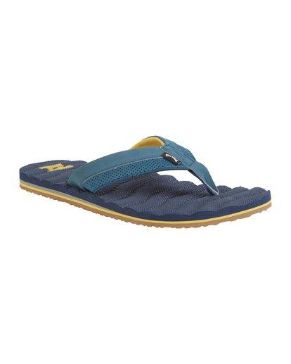 6 Dunes Impact - Sandalen für Herren Blau S5FF21BIP0 Billabong