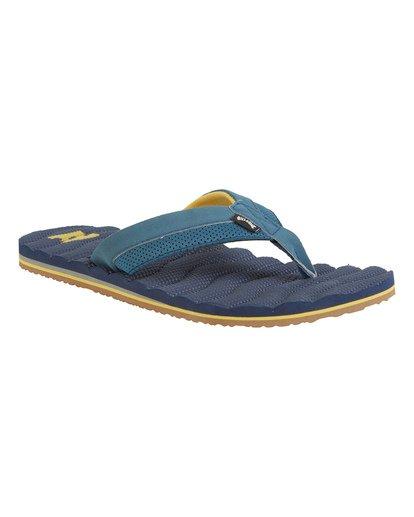 3 Dunes Impact - Sandalen für Herren Blau S5FF21BIP0 Billabong