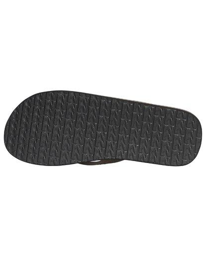 3 All Day Casual - Flip-Flops for Men Brown S5FF23BIP0 Billabong