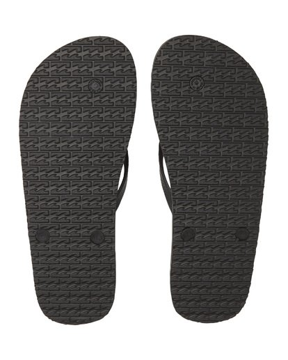 7 Tides Sundays - Gummi-Sandalen für Herren Blau S5FF25BIP0 Billabong