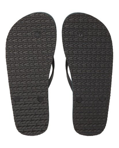 1 Tides Sundays - Rubber Sandals for Men Blue S5FF25BIP0 Billabong