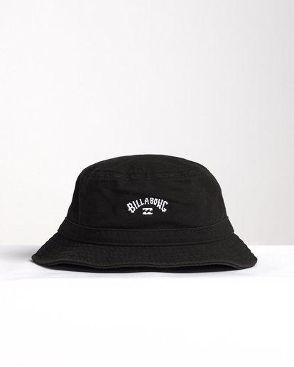 0 Arch - Chapeau pour Homme Noir S5HT01BIP0 Billabong
