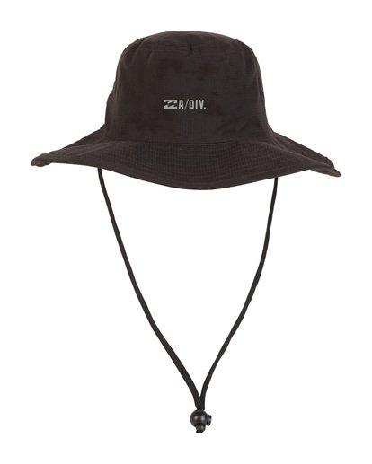 12 Adiv Sun - Safari Cap für Herren Schwarz S5HT03BIP0 Billabong