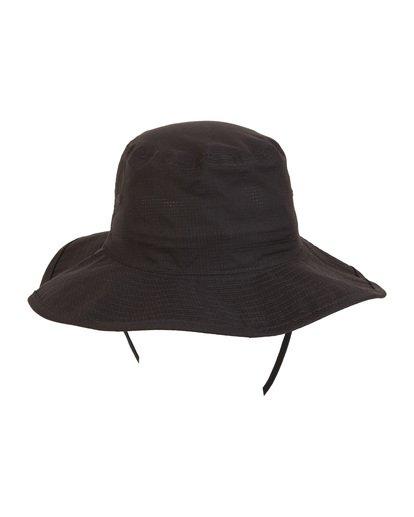 10 Adiv Sun - Safari Cap für Herren Schwarz S5HT03BIP0 Billabong