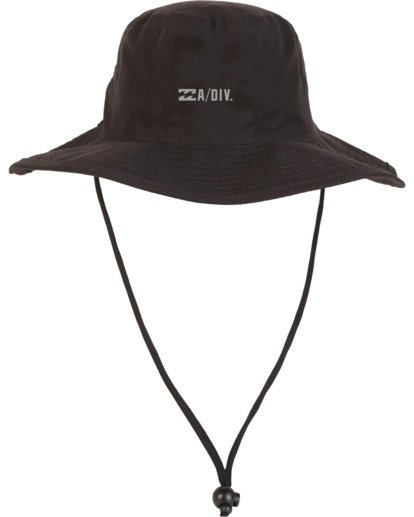 4 Adiv Sun - Safari Cap für Herren Schwarz S5HT03BIP0 Billabong