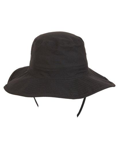 8 Adiv Sun - Safari Cap für Herren Schwarz S5HT03BIP0 Billabong
