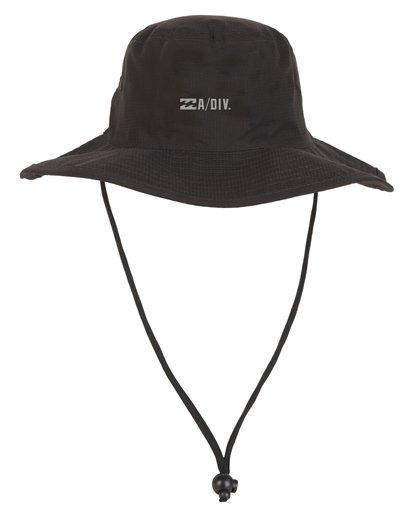 3 Adiv Sun - Safari Cap für Herren Schwarz S5HT03BIP0 Billabong