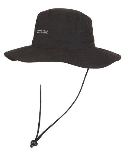 5 Adiv Sun - Safari Cap für Herren Schwarz S5HT03BIP0 Billabong