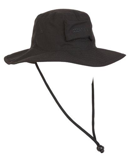 6 Adiv Sun - Safari Cap für Herren Schwarz S5HT03BIP0 Billabong