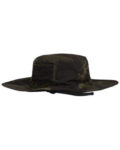 5 Adiv Sun - Gorro de estilo safari para Hombre Camo S5HT03BIP0 Billabong