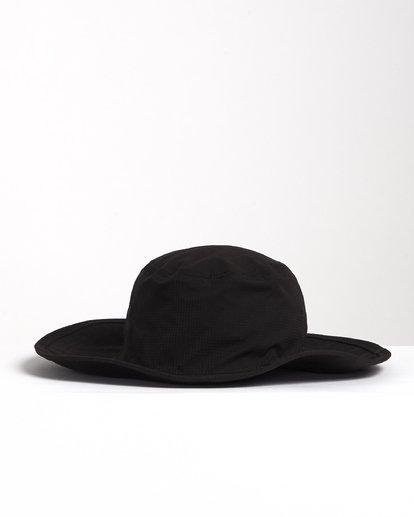1 Adiv Sun - Safari Cap für Herren Schwarz S5HT03BIP0 Billabong