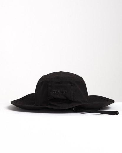 0 Adiv Sun - Safari Cap für Herren Schwarz S5HT03BIP0 Billabong