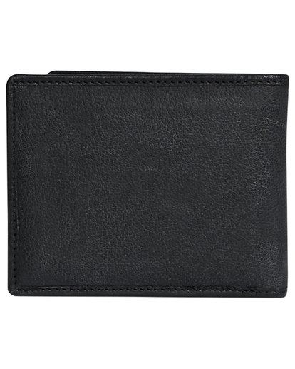 5 Arch Id Leather - Brieftasche aus Leder für Herren Schwarz S5LW01BIP0 Billabong