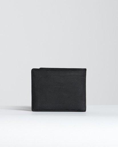 1 Arch Id Leather - Brieftasche aus Leder für Herren Schwarz S5LW01BIP0 Billabong