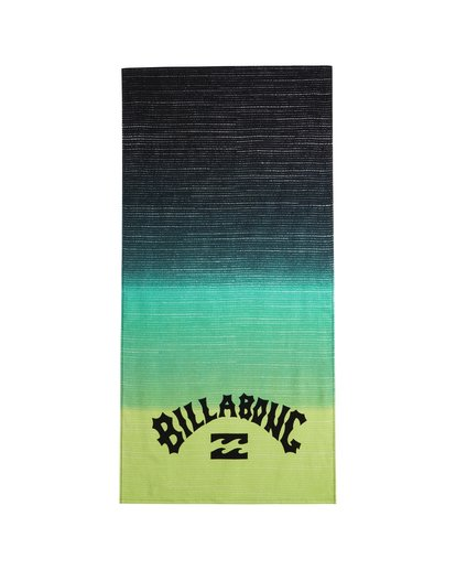 1 Waves - Printed Beach Towel for Men Yellow S5TO01BIP0 Billabong