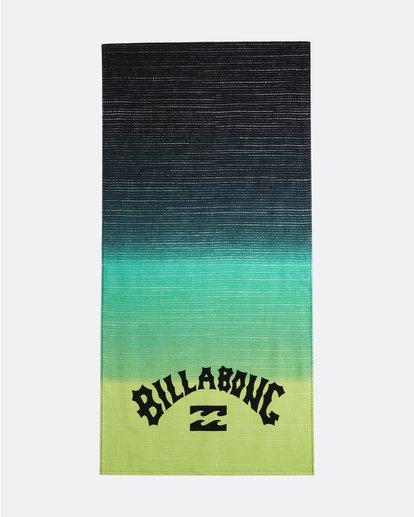 0 Waves - Printed Beach Towel for Men Yellow S5TO01BIP0 Billabong