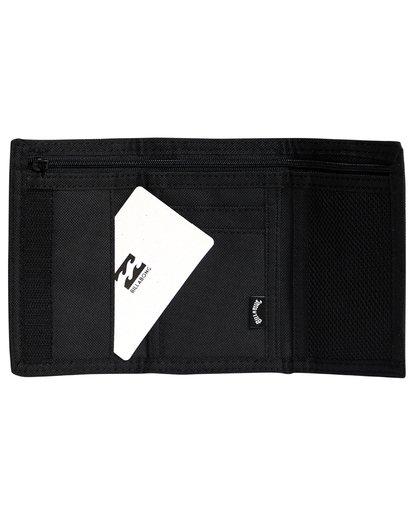 5 Walled 600D - Brieftasche für Herren Schwarz S5WL03BIP0 Billabong