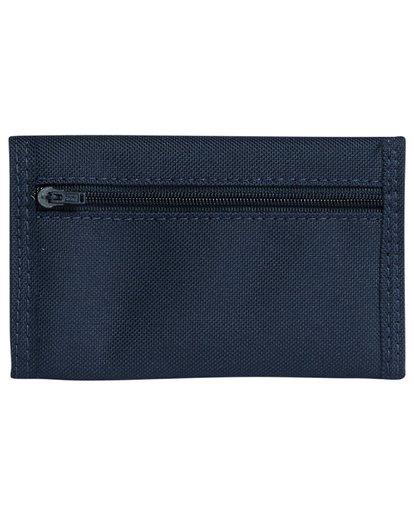 4 Walled 600D - Brieftasche für Herren Blau S5WL03BIP0 Billabong
