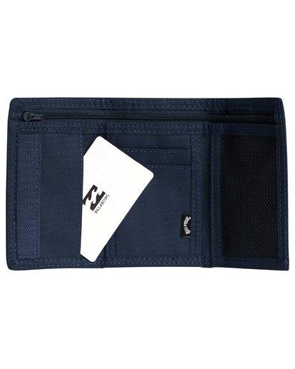 5 Walled 600D - Brieftasche für Herren Blau S5WL03BIP0 Billabong