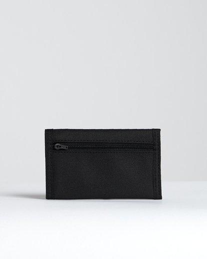 1 Walled 600D - Brieftasche für Herren Schwarz S5WL03BIP0 Billabong