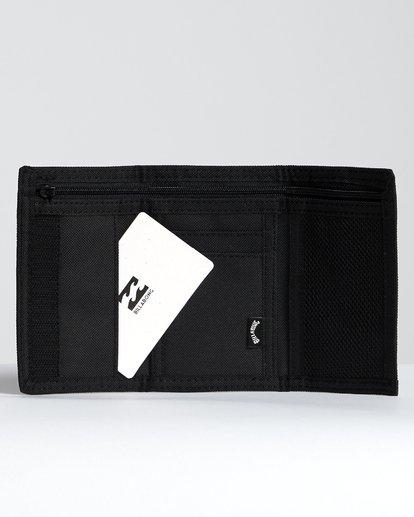 2 Walled 600D - Brieftasche für Herren Schwarz S5WL03BIP0 Billabong