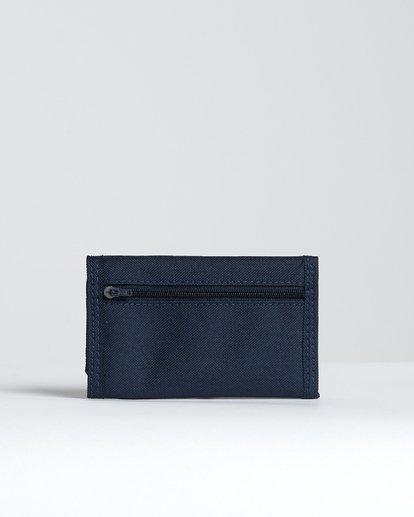 1 Walled 600D - Brieftasche für Herren Blau S5WL03BIP0 Billabong