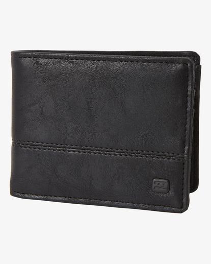 0 Dimension - Brieftasche aus Kunstleder für Herren Blau S5WM07BIP0 Billabong