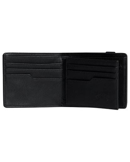 6 Locked Id - Cartera para Hombre Negro S5WM09BIP0 Billabong