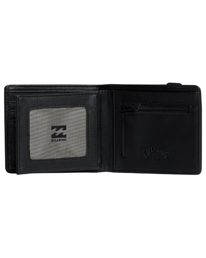 7 Locked Id - Cartera para Hombre Negro S5WM09BIP0 Billabong