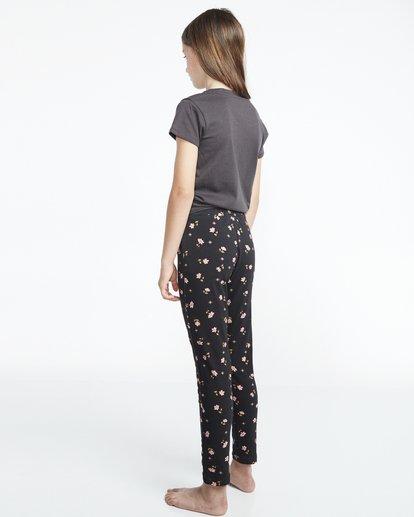 1 Leg Up - Pantalones para Chicas adolescentes Negro S8PV01BIP0 Billabong