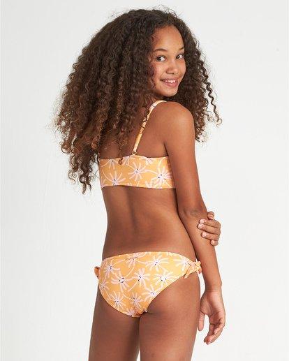 2 Letting Go - Bikini-Set mit Blumen für Mädchen  S8SW01BIP0 Billabong