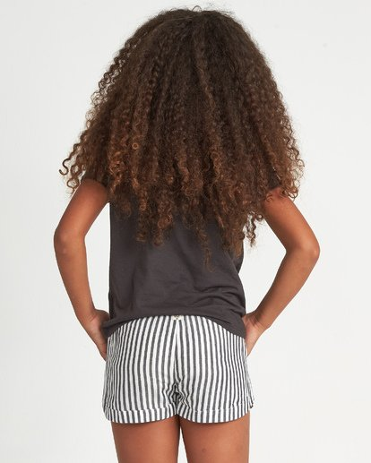 1 Mad For You - Shorts for Teen Girls Black S8WK01BIP0 Billabong