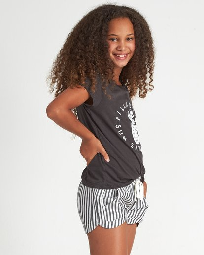 2 Mad For You - Shorts for Teen Girls Black S8WK01BIP0 Billabong