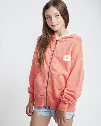 0 Bright Light Zh - Polar para Chicas adolescentes Rosa S8ZH01BIP0 Billabong