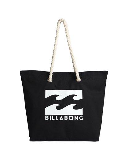 3 Essential Bag - Bolsa de playa para Mujer Negro S9BG17BIP0 Billabong