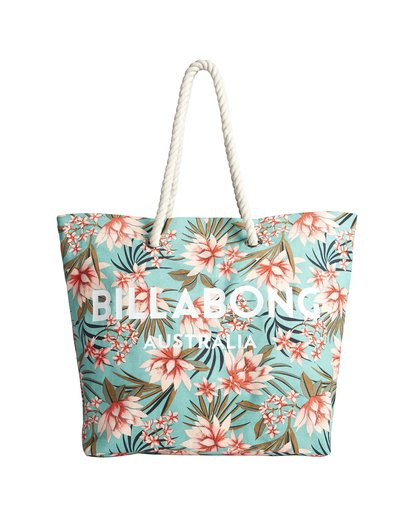 4 ESSENTIAL BAG Blau S9BG17BIP0 Billabong