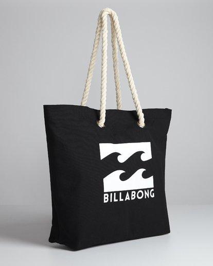 2 Essential Bag - Bolsa de playa para Mujer Negro S9BG17BIP0 Billabong