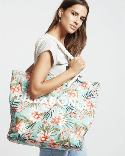 0 ESSENTIAL BAG Blau S9BG17BIP0 Billabong