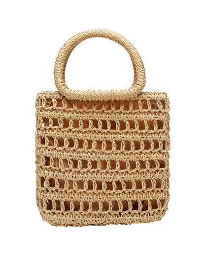 2 So Clutch - Bolsa para Mujer Beige S9BG22BIP0 Billabong