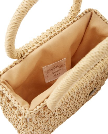 3 So Clutch - Bolsa para Mujer Beige S9BG22BIP0 Billabong