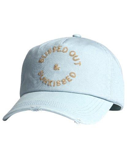 6 Surf Club - Cap für Damen Grün S9CM01BIP0 Billabong