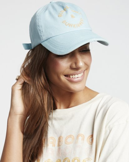 0 Surf Club - Cap für Damen Grün S9CM01BIP0 Billabong