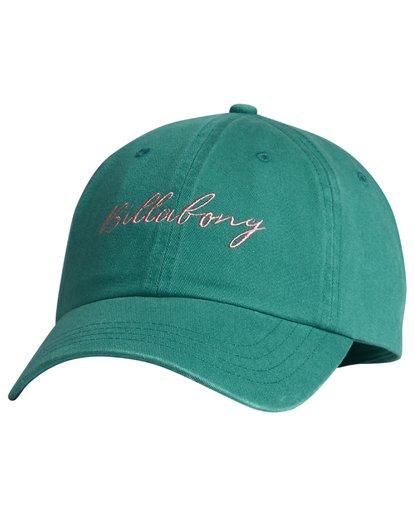 6 Essential Cap - Cap for Women Blue S9CM02BIP0 Billabong