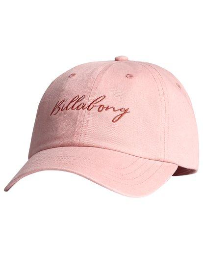 6 Essential Cap - Cap für Damen Rosa S9CM02BIP0 Billabong