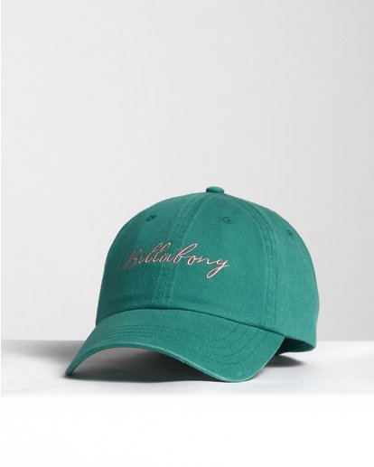 3 Essential Cap - Cap für Damen Blau S9CM02BIP0 Billabong