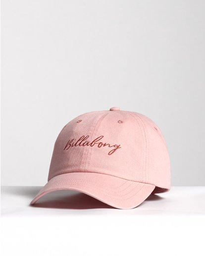 3 Essential Cap - Cap für Damen Rosa S9CM02BIP0 Billabong